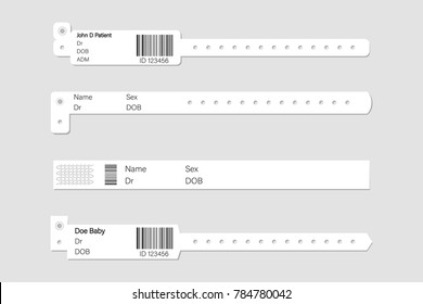picture about Printable Wristband Template called Client Wristband Pictures, Inventory Visuals Vectors Shutterstock