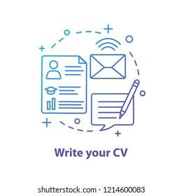 Royalty Free Cv Writing Stock Images Photos Vectors Shutterstock