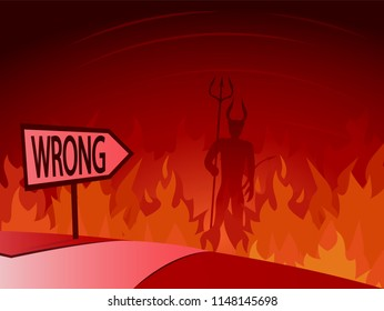 Wrong Decision and Road to Hell
