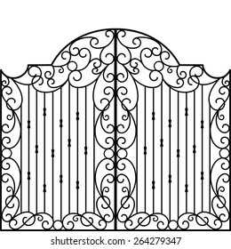 Wrought Iron Grill For Window 2