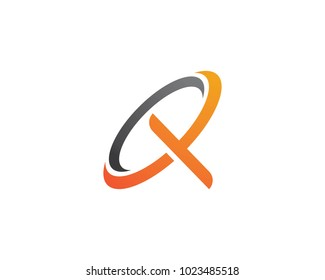 X Letter Logo Business Template Vector icon