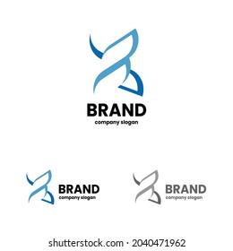 X letter logo can be mostly adaptable for  a wide range of uses in many businesses and branding for company name starting with X.