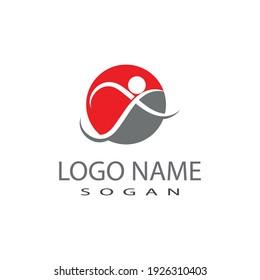 X Letter Logo Template vector icon illustration design