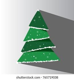 xmas background christmas tree