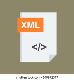 Xml File Type and Extension