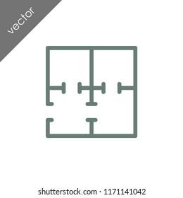 xray machine icon