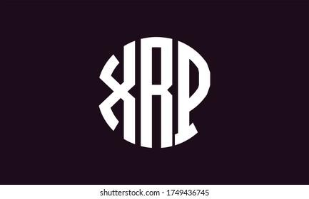 xrp logo images stock photos vectors shutterstock https www shutterstock com image vector xrp circle emblem abstract monogram letter 1749436745