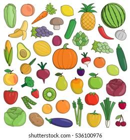Fibre Fruit Vegetables Hd Stock Images Shutterstock