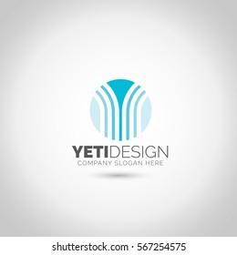 Y letter Logo