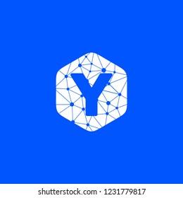 y Monogram / initial y / letter y Bold Logo Design Inspiration