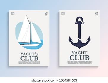 Yacht Invitation Images Stock Photos Vectors