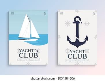 Sailing Invitation Images Stock Photos Vectors