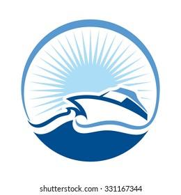 yacht logo