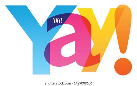 Yay」の画像、写真素材、ベクター画像 | Shutterstock