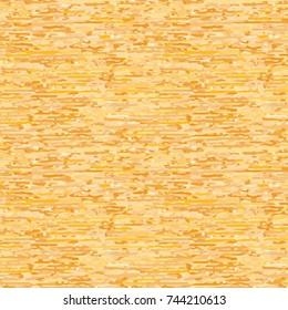 Yellow beige mottled background. Noisy vector background