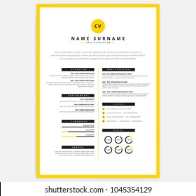 Royalty Free Curriculum Vitae Images Stock Photos Vectors