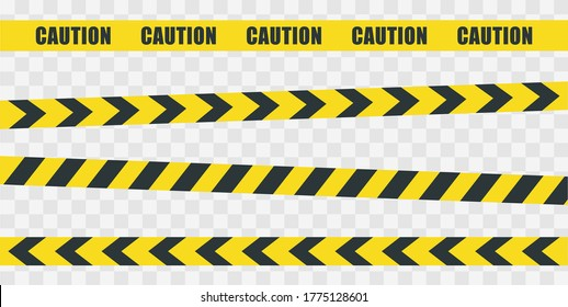 Yellow Caution Tape Images Stock Photos Vectors Shutterstock