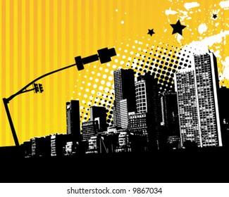 Yellow City Grunge