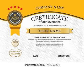 certificate ribbon images stock photos vectors shutterstock