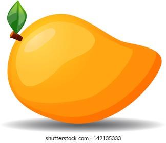 Mango Clipart Images, Stock Photos & Vectors | Shutterstock