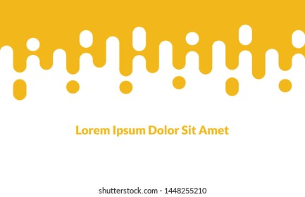 yellow two tones mustard background line