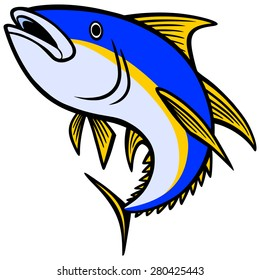 Yellowfin Tuna Icon