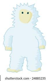 yeti / abominable snowman