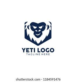 Yeti Logo Design