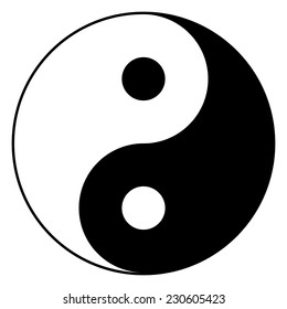 yin yang images stock photos vectors shutterstock rh shutterstock com Ying Yang Tattoos for Men Ying Yang Fish