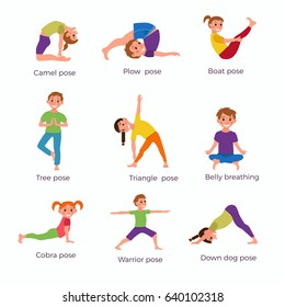 best of simple yoga asanas for kids  jagannath blogs