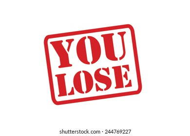you lose images stock photos vectors shutterstock