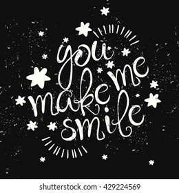 Royalty Free You Make Me Smile Images Stock Photos Vectors