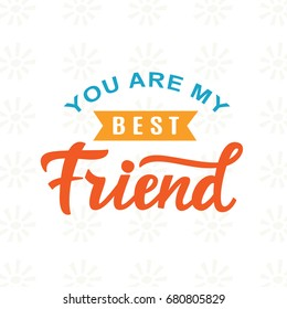 will you be my best friend