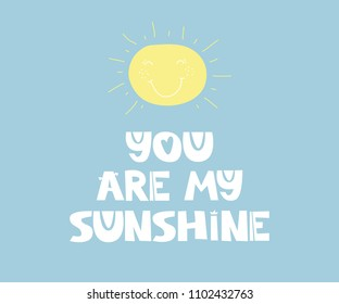 You are my shine quote