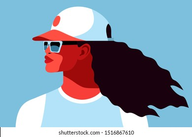African Sport Young Stock Illustrations Images Vectors