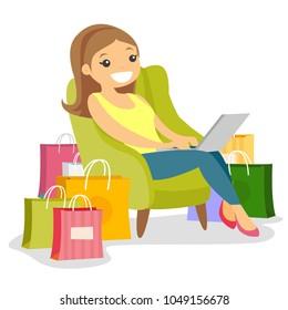 Online Shop Cartoon Images Stock Photos Vectors Shutterstock