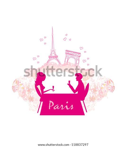 flirter a paris)