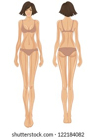 Body Template | Body Template Images Stock Photos Vectors Shutterstock