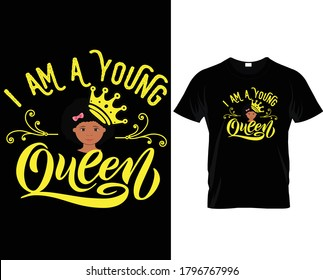 I am a young King T shirt designs template bundle, polo t-shirt design, t shirt template black/white,short sleeve shirts,  shirt front and back apparel design, typography, print vector illustration