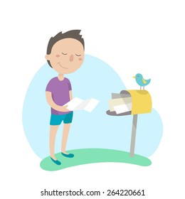 Waiting For Mail >> Waiting For Mail Stock Vectors Images Vector Art Shutterstock