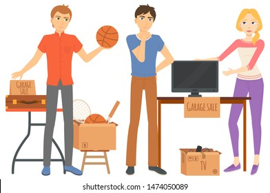 Cleaning The Yard Stock Illustrations Images Amp Vectors