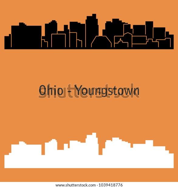 Youngstown, Ohio ( city skyline )