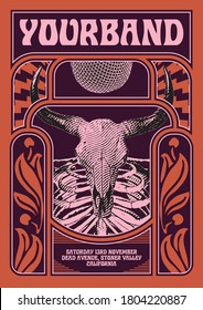 Your Band Gig Poster Flyer Template