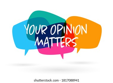 Your opinion matters on brick wall