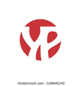 yp initials company logo