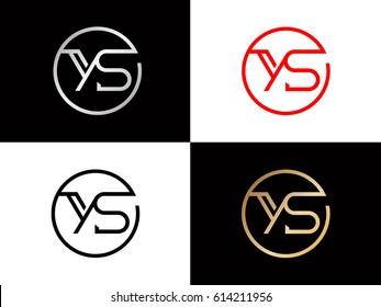 Ys text logo