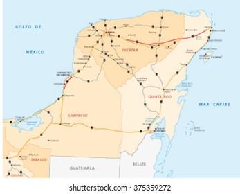 Yucatan Map Images, Stock Photos & Vectors | Shutterstock on zacatecas map, oaxaca map, pampas map, mahahual map, baja map, cozumel map, cancun map, belize map, merida map, quintana roo map, mexico map, riviera maya map, tenochtitlan map, puerto rico map, chiapas map, hawaii map, campeche map, mesoamerica map, panama map, guadalajara map,