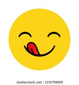 Emoji Tasty Images Stock Photos Vectors Shutterstock