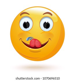 Yummy Face Images Stock Photos Vectors Shutterstock