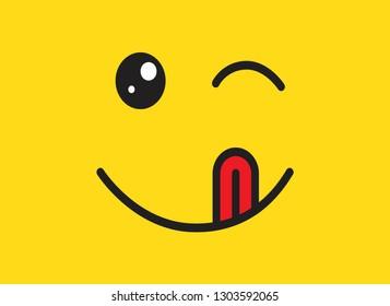 Tasty Emoji Images Stock Photos Vectors Shutterstock